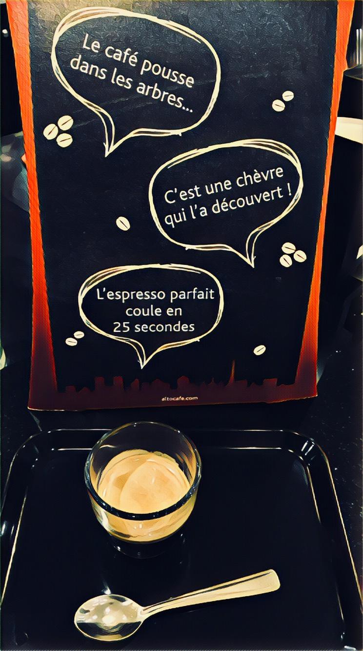 Le Saviez-Vous ? #altocafe